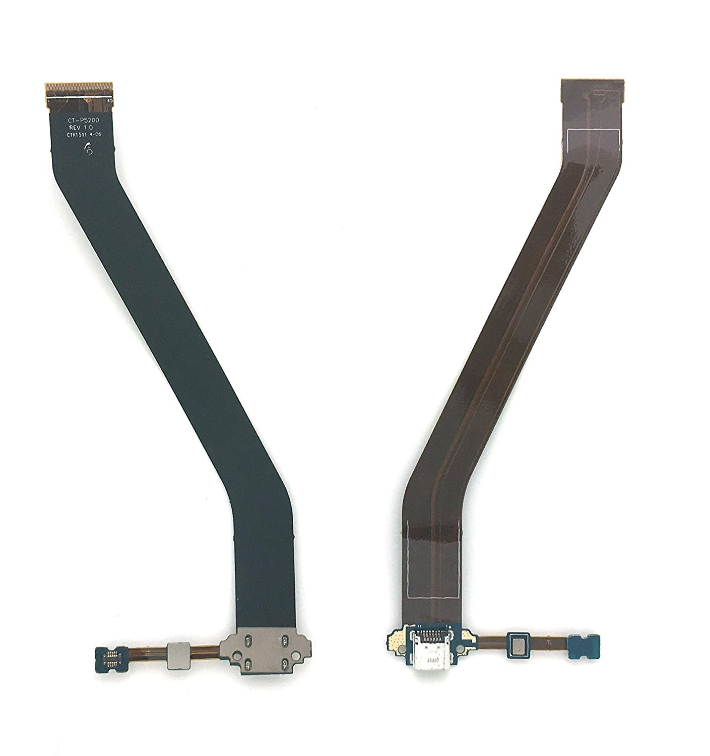 SBOS® Samsung Galaxy Tab 3 GT-P5200 GT-P5210 10.1 Micro USB Charging Port Dock Flex Cable