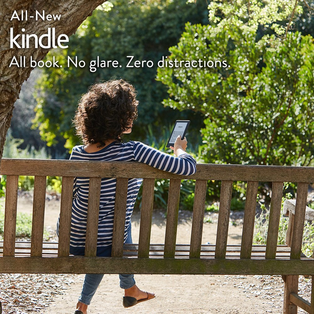 All-new Kindle E-reader – Amazon Official Site