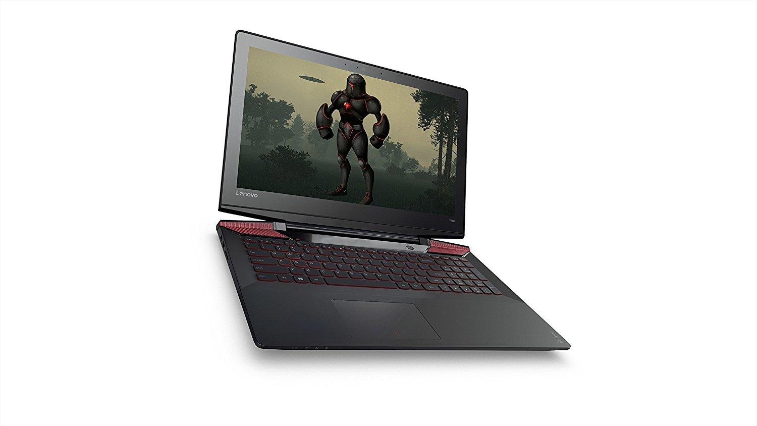 "Lenovo Y700 15.6"" Laptop, Black (Intel Core i7-6700HQ, 8GB, 1TB HDD + 128GB SSD, NVIDIA GeForce GTX 960M, Windows 10) 80NW0034US"