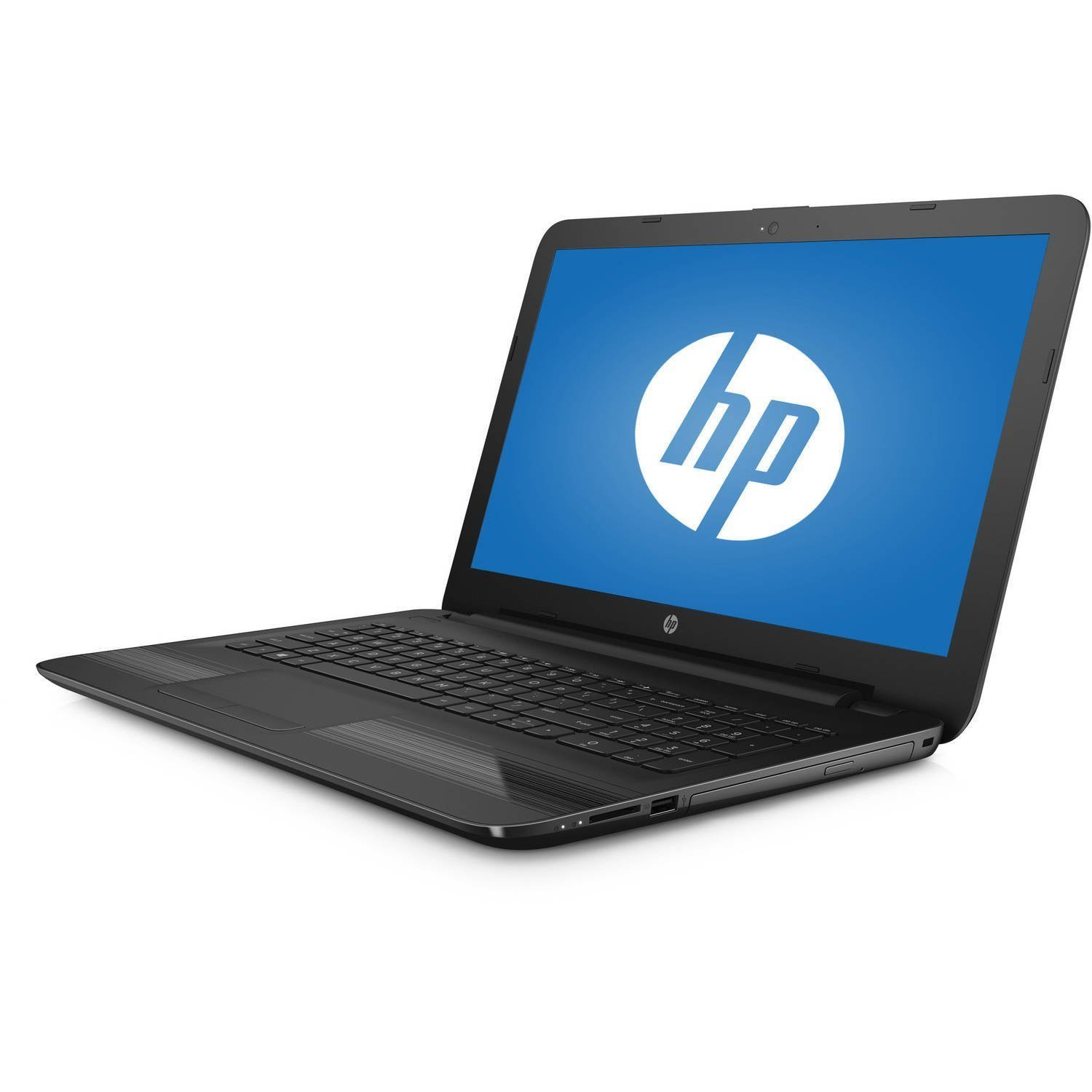 "2017 Newest HP 15.6"" HD Premium Laptop PC Computer, AMD Quad-Core E2-7110 APU 1.8GHz, 4GB DDR3 RAM, 500GB HDD, AMD Radeon R2, DVDRW, USB 3.0, HD Webcam, HDMI, Rj-45, Windows 10 Home"