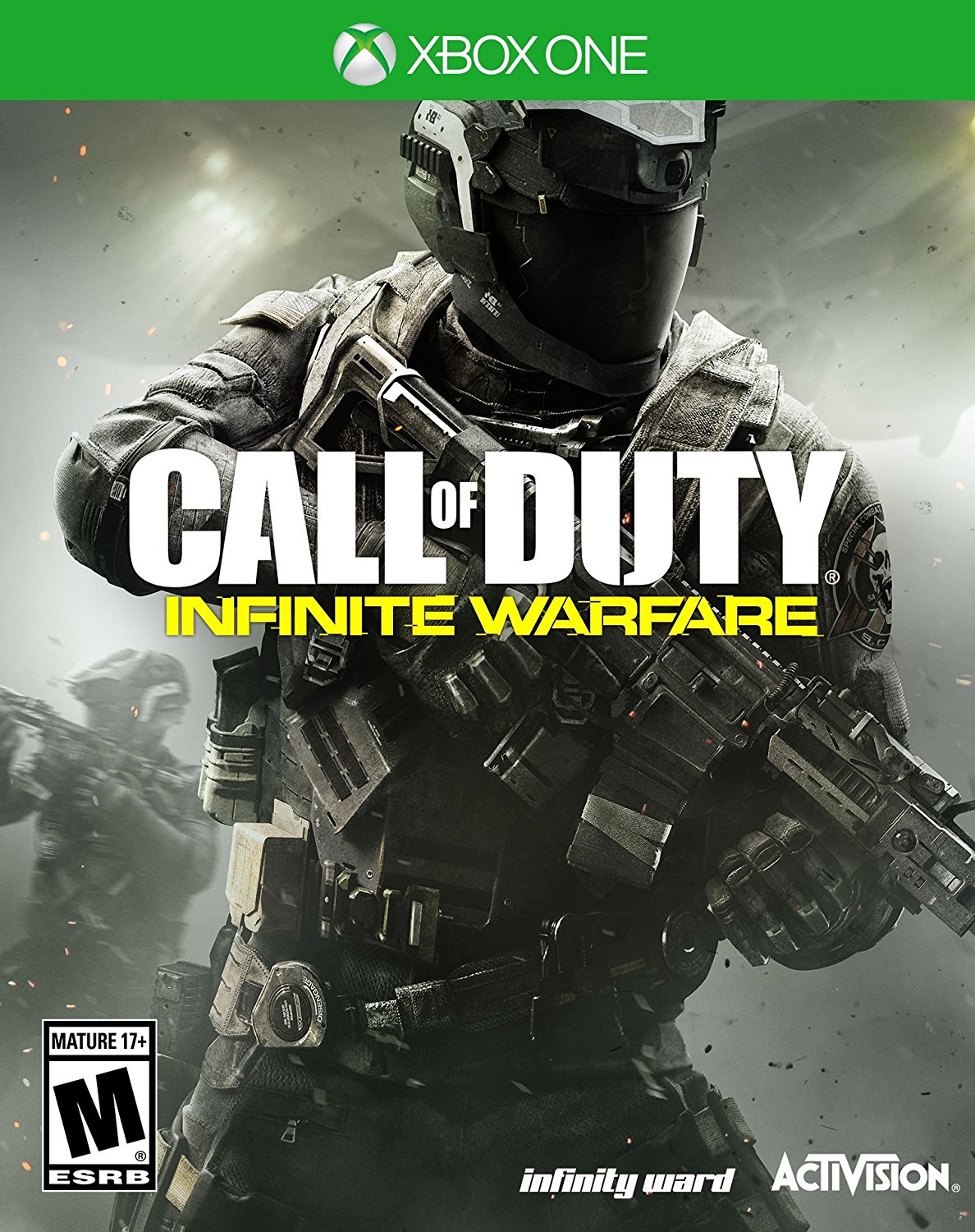 Call of Duty: Infinite Warfare - Standard Edition - Xbox One: Activision Inc