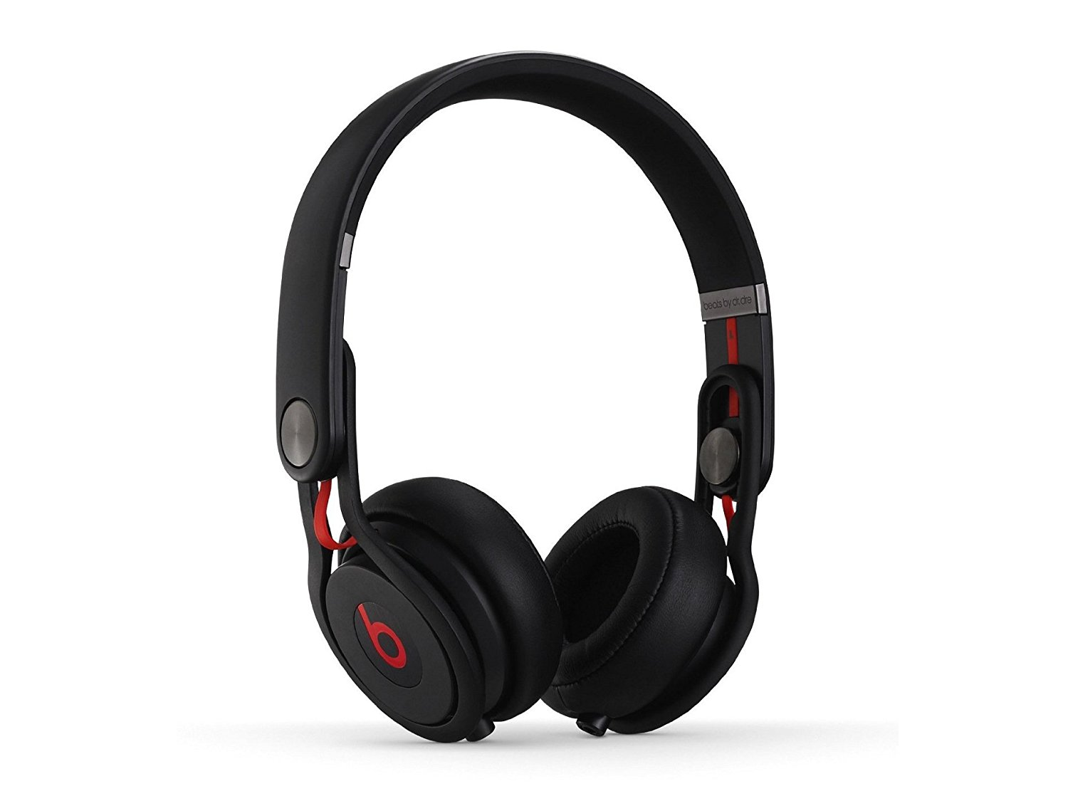 Beats Mixr Wired On-Ear Headphone - Black