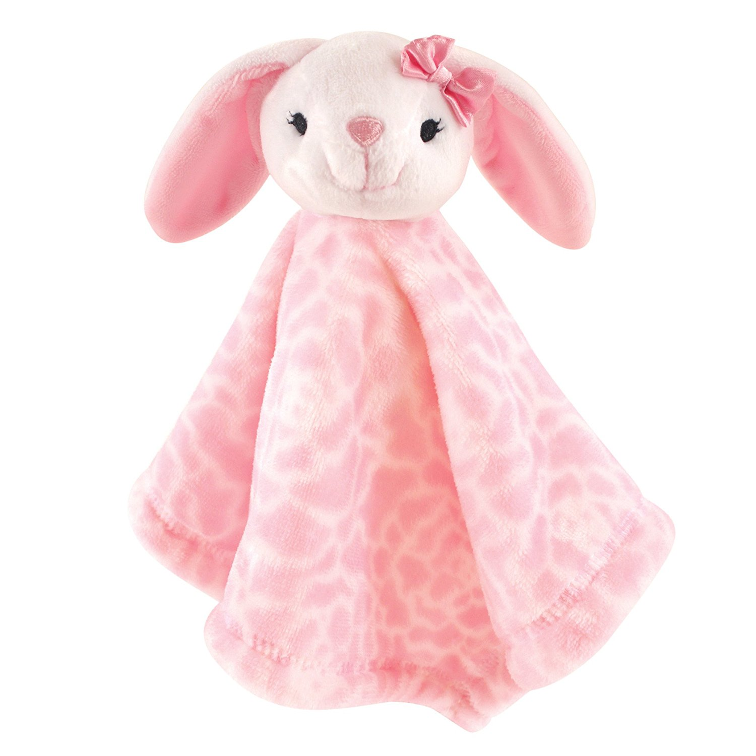 Animal Friend Plushy Security Blanket, Bunny