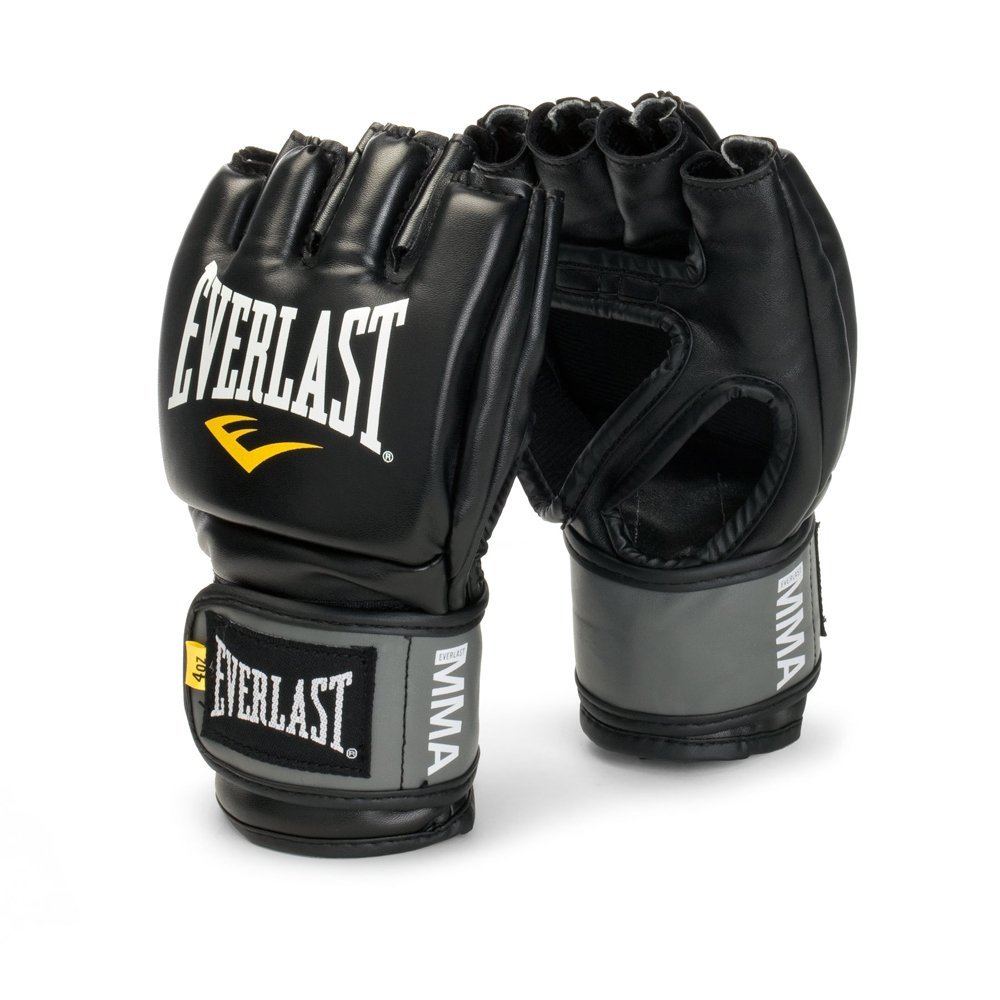 Everlast Pro Style MMA Grappling Gloves : Training Boxing Gloves
