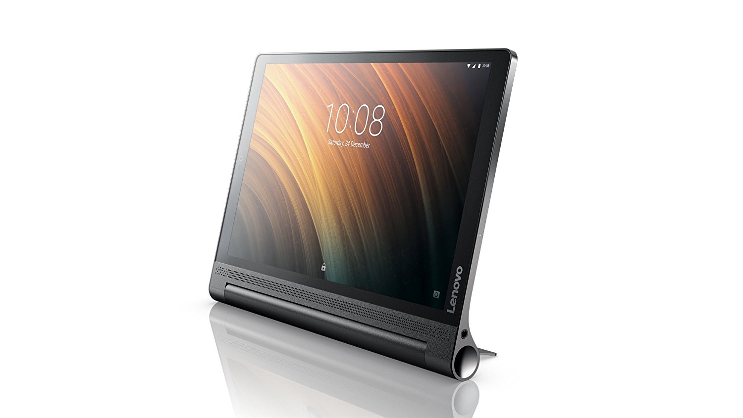 Lenovo ZA1N0007US Yoga Tab 3 Plus QHD 10.1 inch Android Tablet (Qualcomm Snapdragon 652, 3GB RAM, 32GB SSD,Android 6.0), Black