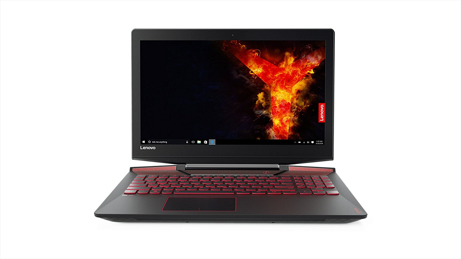 "Lenovo Legion Y720 - 15.6"" Traditional Laptop Computer Computer, Black (Intel Core i7-7700HQ / Nvidia GeForce GTX 1060 / 16GB / 1TB / 256GB / Windows 10 Signature Image) 80VR002HUS"