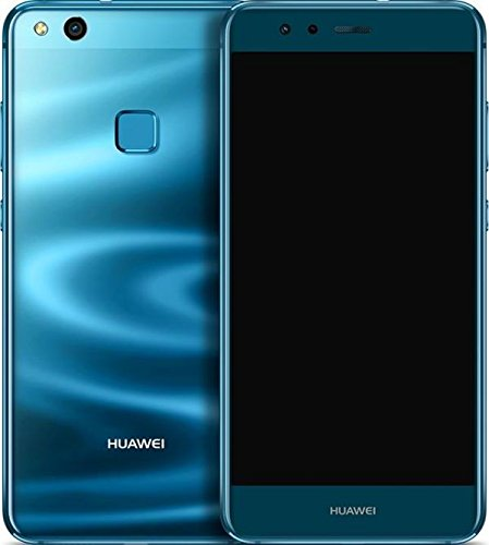 "Huawei P10 Lite (WAS-LX1A) 32GB Sapphire Blue, Dual Sim, 5.2"", 4GB RAM, GSM Unlocked International Model, No Warranty"