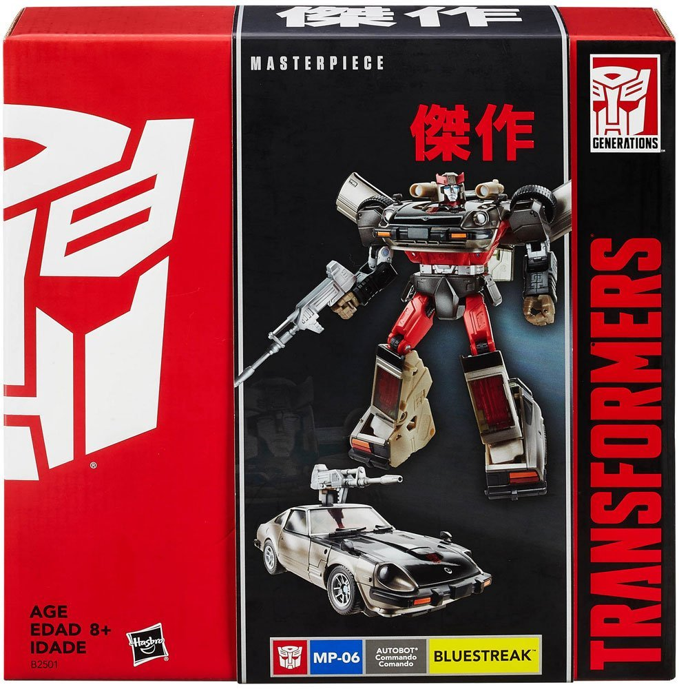 Transformers Masterpiece Bluestreak SDCC 2015 Exclusive Action Figure