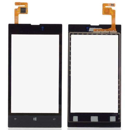 Generic Front LCD Lens Screen Digitizer Touch Glass for Nokia Lumia 520