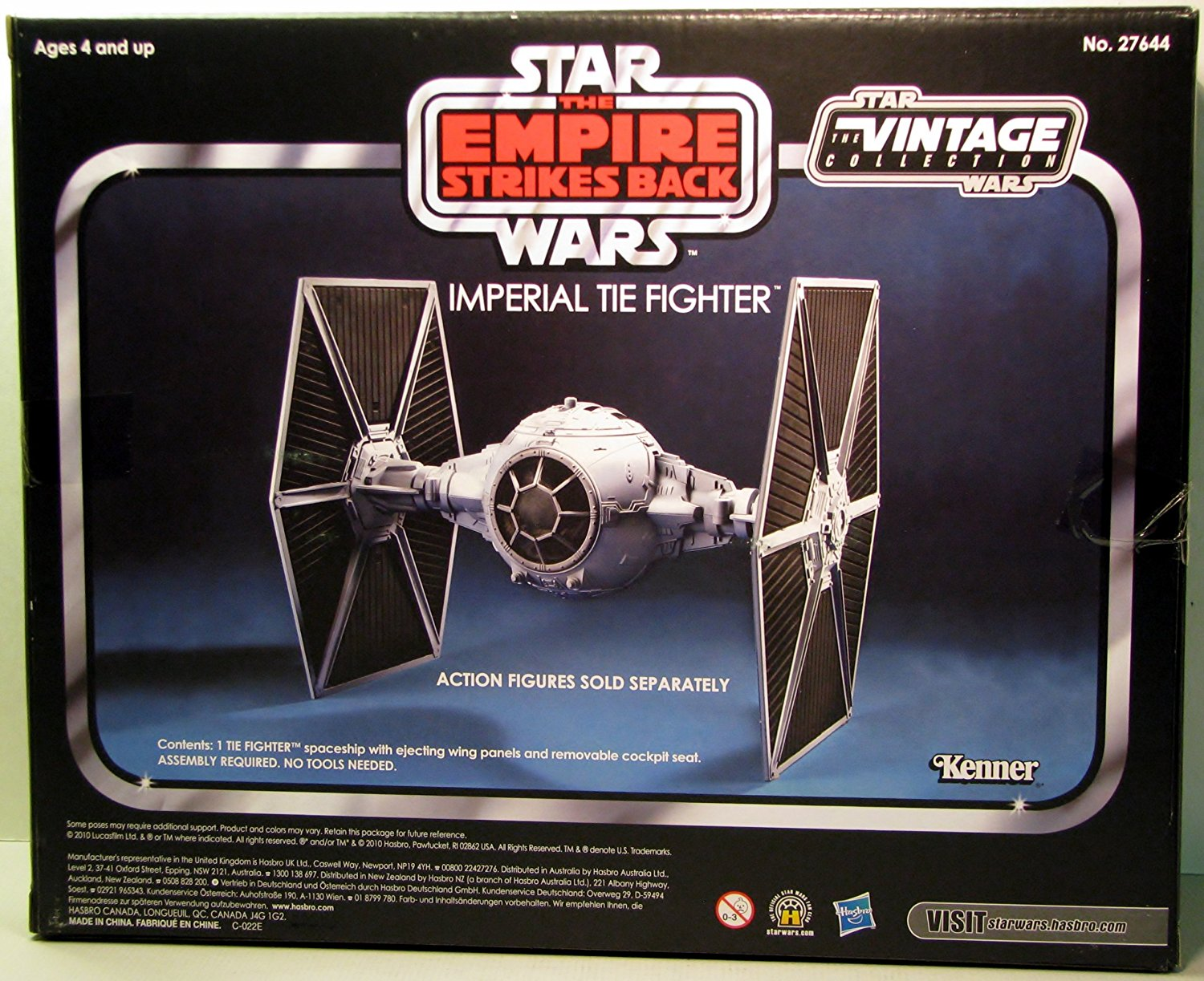 Star Wars Imperial Tie Fighter - Target Exclusive