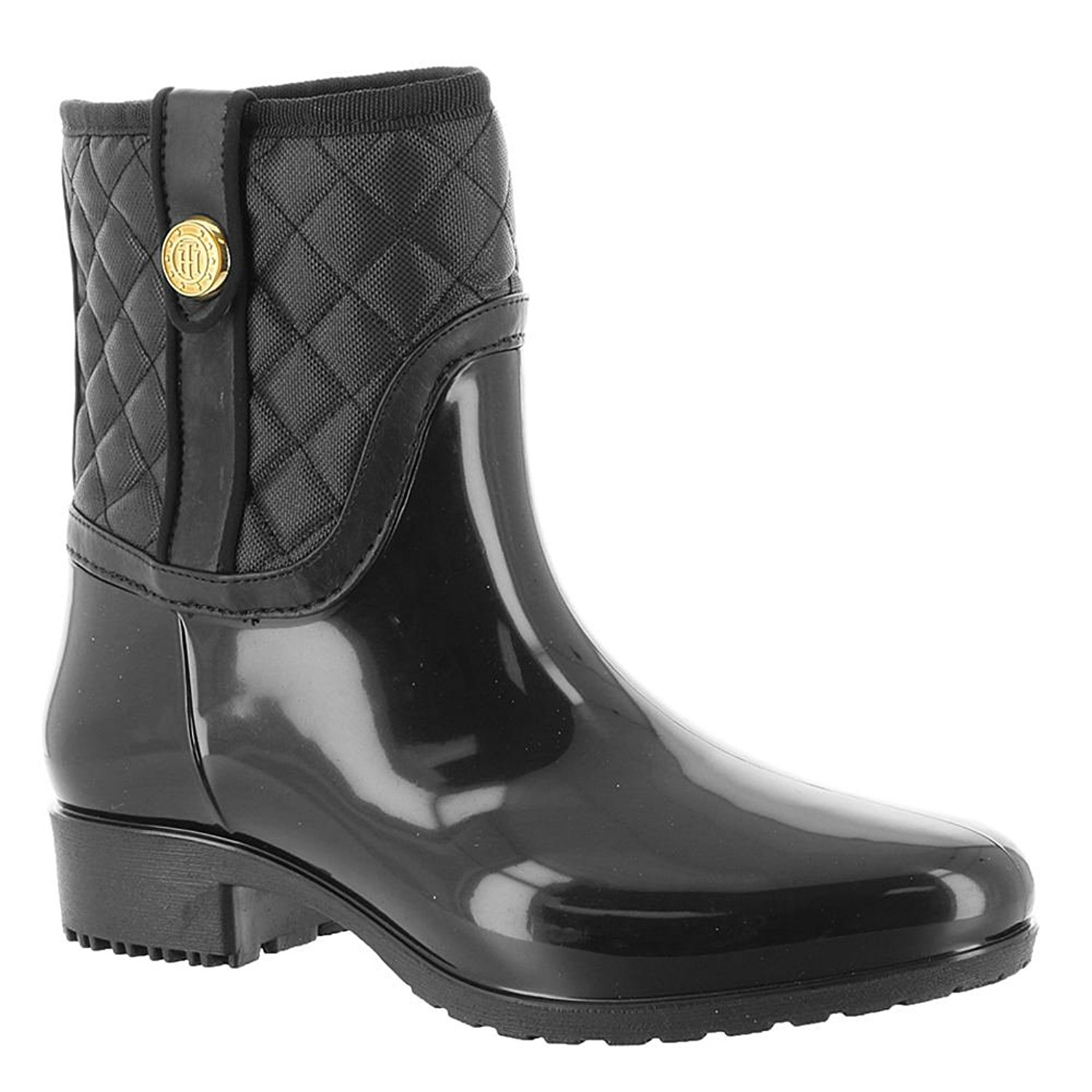 Amazon.com | Tommy Hilfiger Freza Women's Boot | Rain Footwear