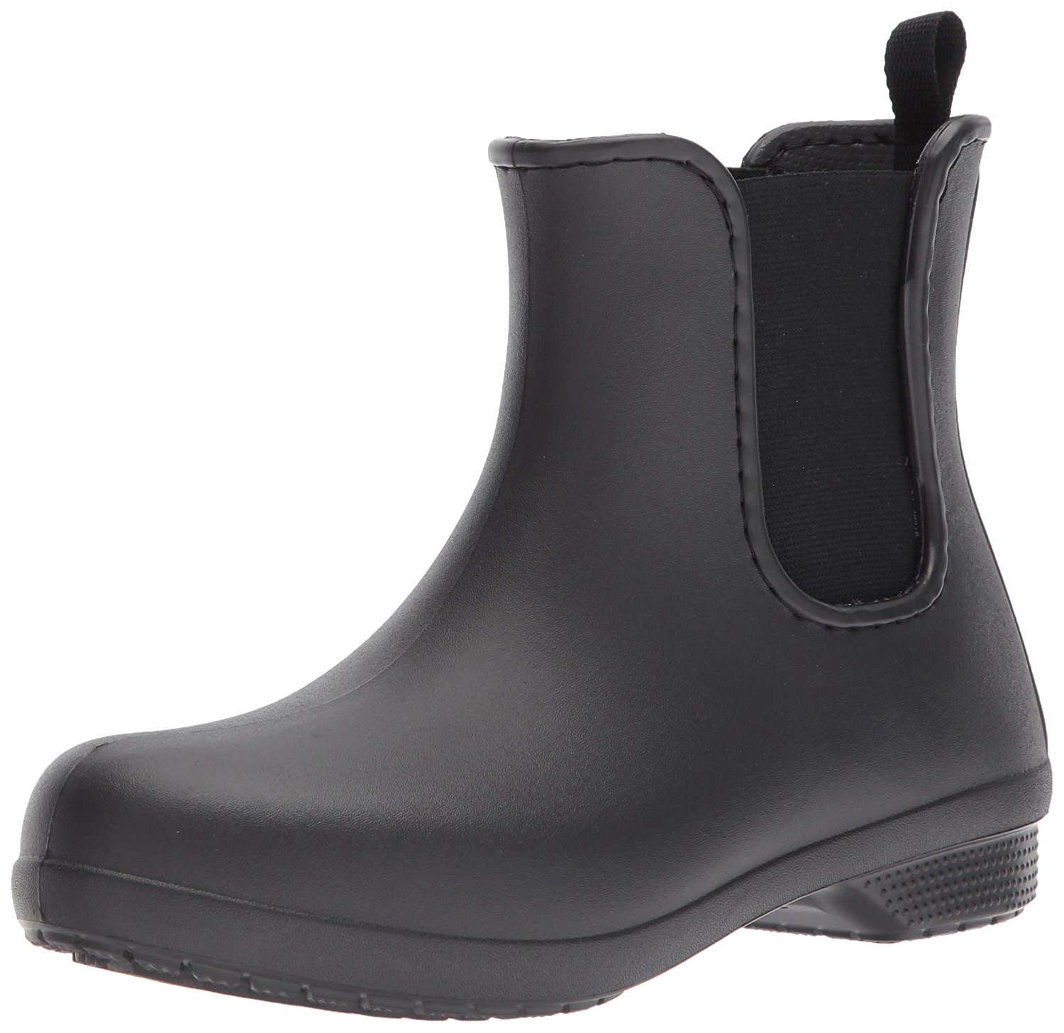 Amazon.com | crocs Women's Freesail Chelsea W Rain Boot | Rain Footwear